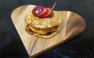 Super Simple Banana Pancakes