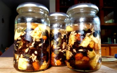 Fruity Breakfast Ferment Recipe