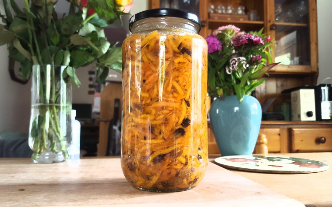 Fermented Curried Squash Recipe