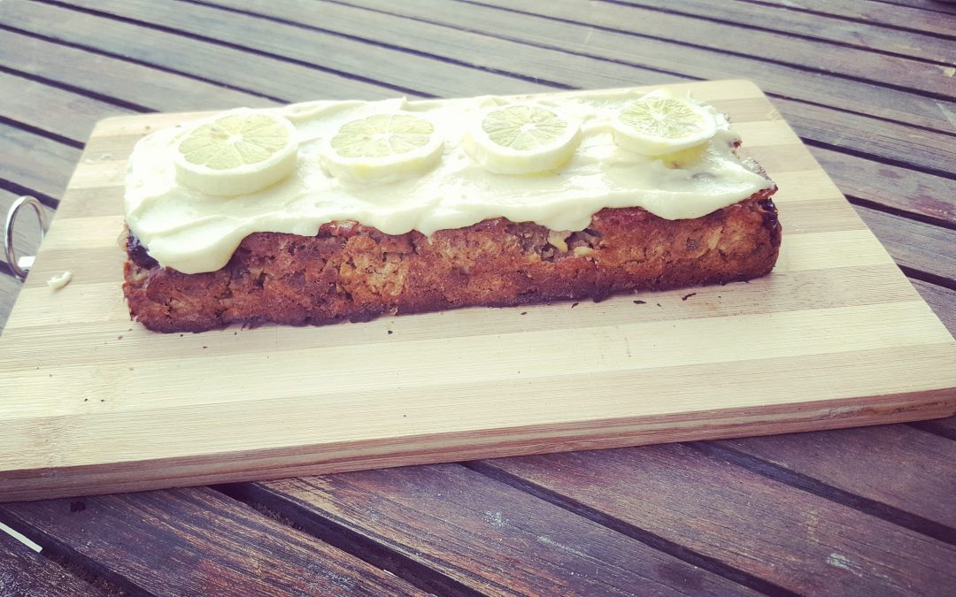 Free-from, No Sugar, Apple Loaf Recipe