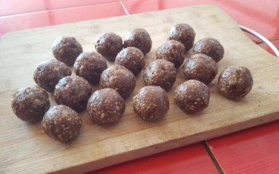 Raw Cacao Balls