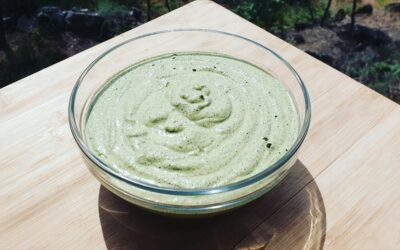 Hemp & Courgette Hummus