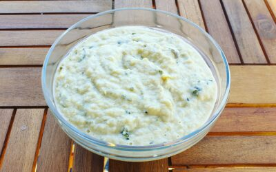 Courgette Babaganoush Recipe