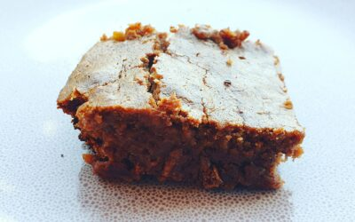Free-From, Vegan Courgette Brownie Recipe
